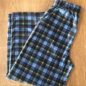 💗💗Plaid flannel look pajama pants